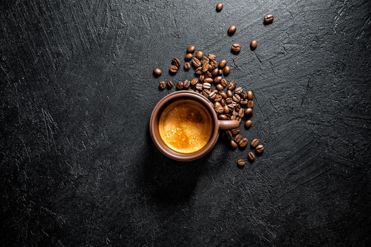 Verschil tussen koffiebonen