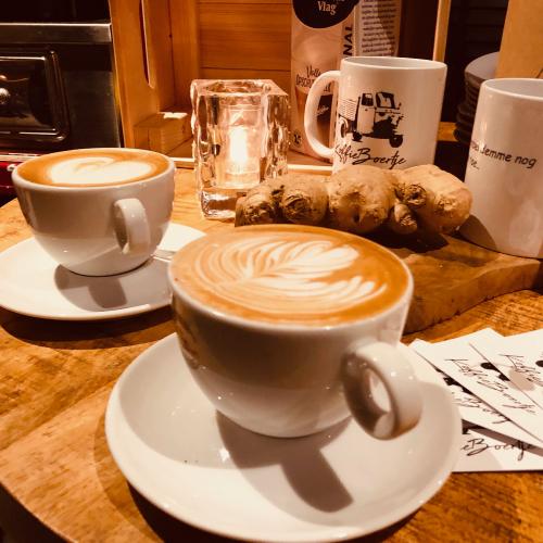 Blog Latte Art Rosetta