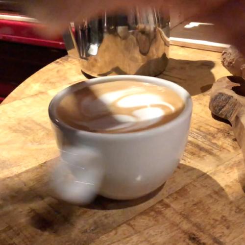 Blog Latte Art Twister